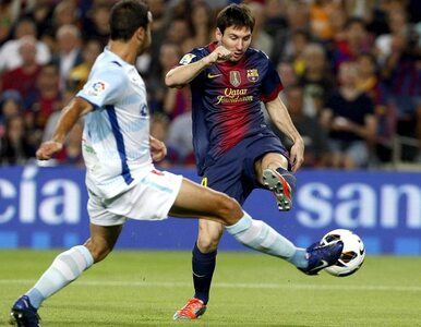 FC Barcelona wymęczyła zwycięstwo. Real traci już... 11 pkt.