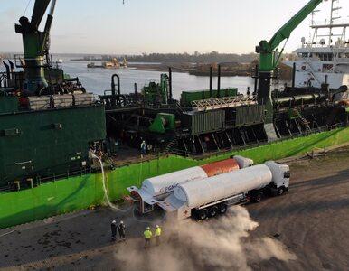 Coraz więcej gazu płynie do nas przez Bałtyk