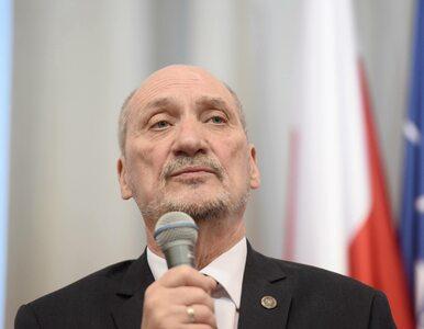 Macierewicz skuteczny