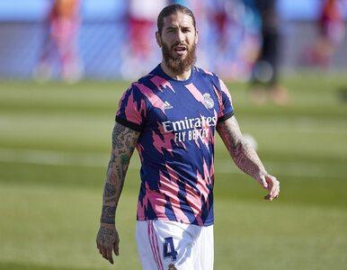 Sergio Ramos zmienia klub. Negocjacje dobiegają końca