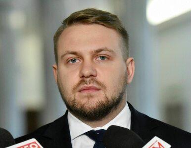Wiceminister nie chciał odpowiedzieć na pytanie o premiera. Dziennikarz:...