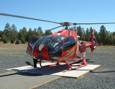 Pilot przeżył, pasażerowie zginęli. Katastrofa helikoptera w Rosji