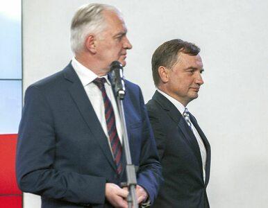 Gowin krytycznie o reformach Ziobry: Długo, by dyskutować na temat...