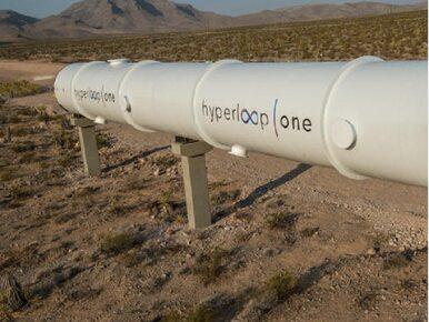 To będzie prawdziwa rewolucja w podróżowaniu. Kapsuła Hyperloop pokona...