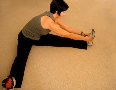 Aby nie przytyć - codziennie godzina ćwiczeń