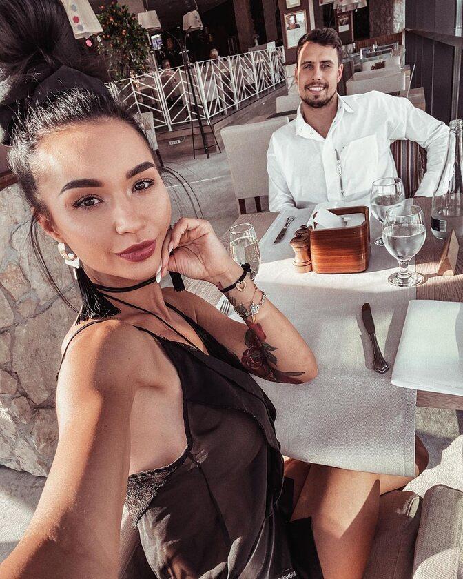 Monika Drzyzga i Fabian Drzyzga