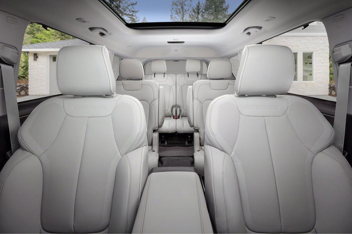 Jeep Grand Cherokee MY 2021
