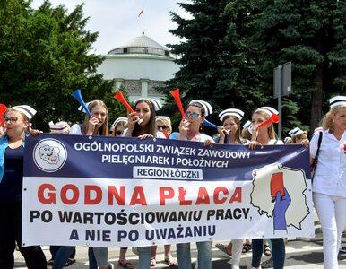 Medycy wyjdą na ulicę. Zapowiadają na wrzesień wielki protest w Warszawie