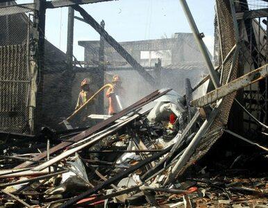W trakcie mszy wybuchła bomba - 3 osoby nie żyją