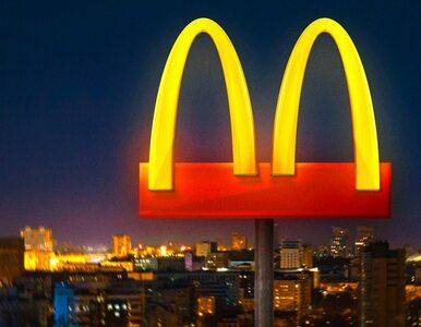 McDonald's próbował zbić punkty na koronawirusie. Nie wyszło