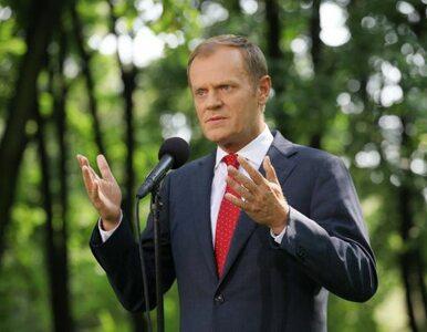 Tusk: mam przeprosić Kaczyńskiego? Nie ma problemu