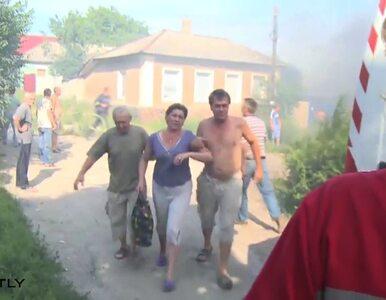 Cywile ofiarami ofensywy przeciw separatystom