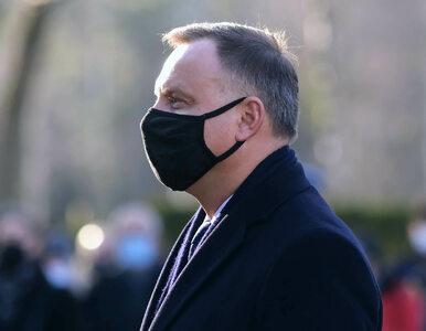 """Andrzej Duda składa kondolencje po tragedii na górze Meron. """"Łączymy się..."""