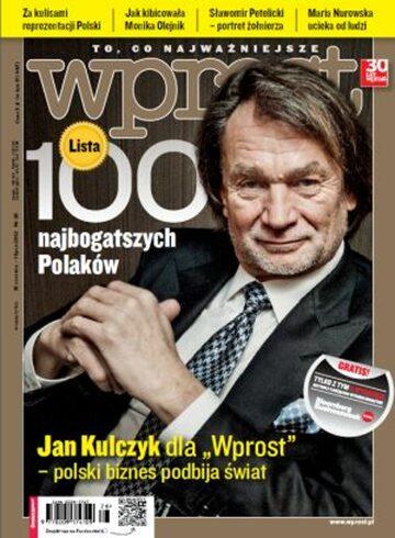 Okładka tygodnika Wprost nr 26/2012 (1532)