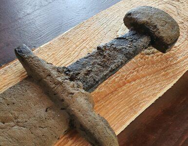Sensacyjne odkrycia archeologów w Lednicy. Miecz i topory pamiętające...