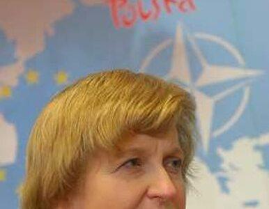 Anna Fotyga zostanie ambasadorem