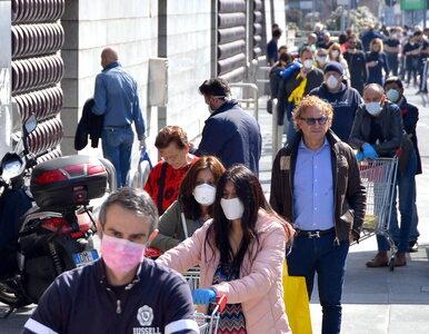 Dramatyczna sytuacja we Włoszech. 651 zgonów i lawinowy wzrost zachorowań