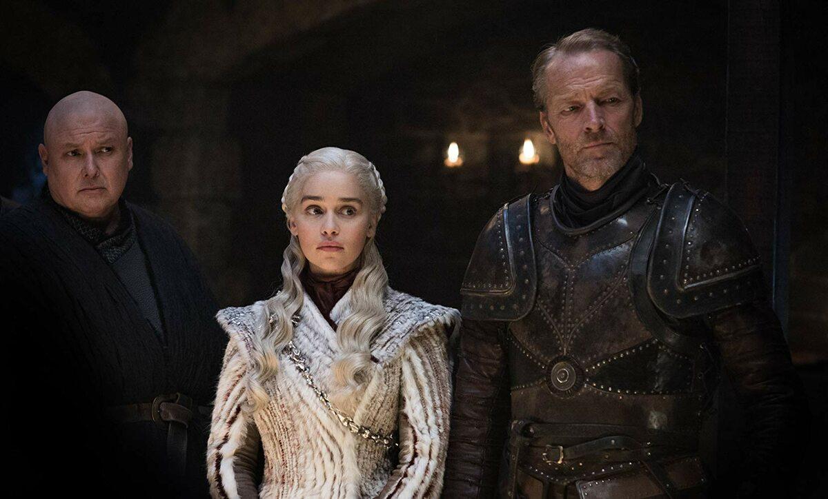 """Jorah Mormont w 8. sezonie """"Gry o tron"""""""