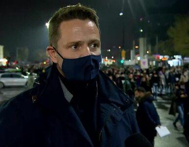 Trzaskowski po wyroku TK: To jest hańba, odwracanie uwagi od epidemii....