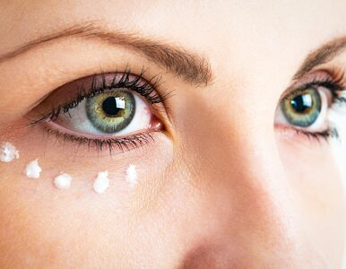Jak wybrać krem pod oczy? Podpowiadamy, jakie powinien zawierać składniki