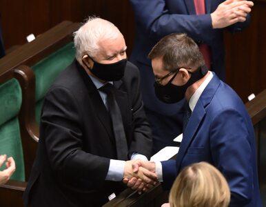 """Polityk z otoczenia Kaczyńskiego: """"Morawiecki może spać spokojnie. Ma..."""