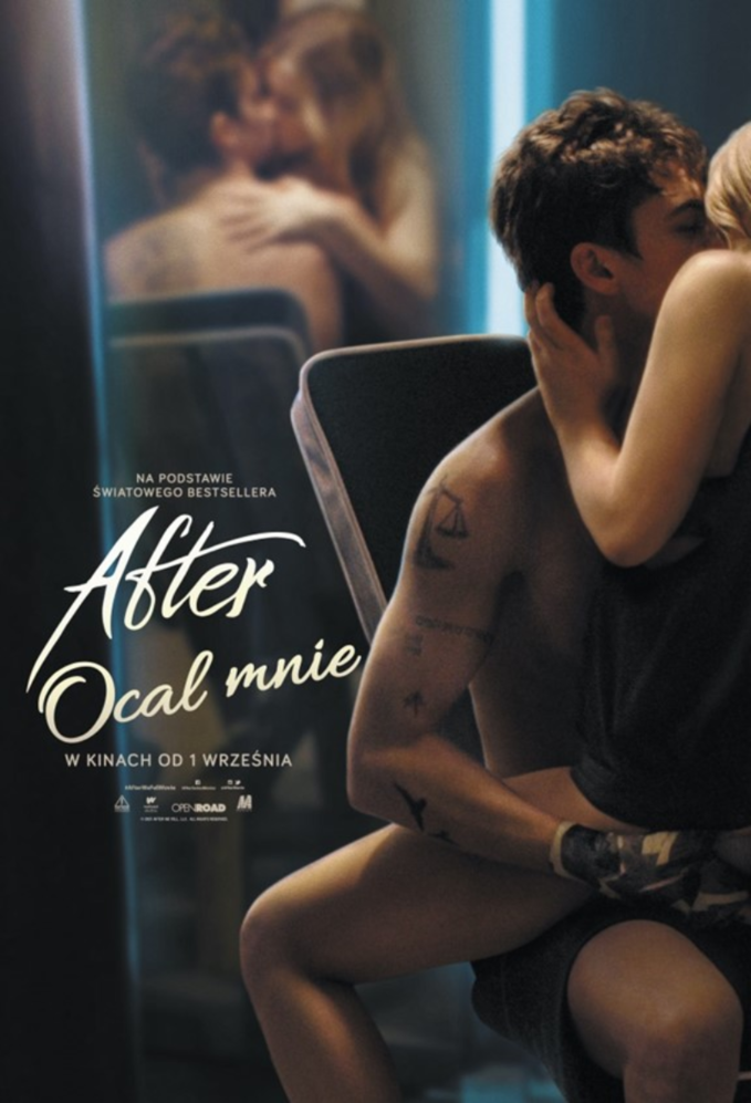"Plakat filmu ""After. Ocal mnie"""