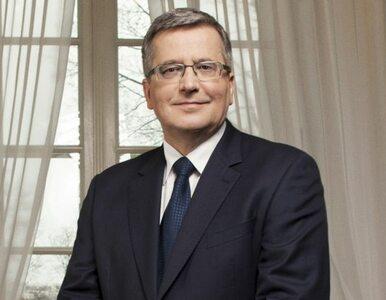 Komorowski o wyborach: Wybór pomiędzy dwiema wizjami Polski