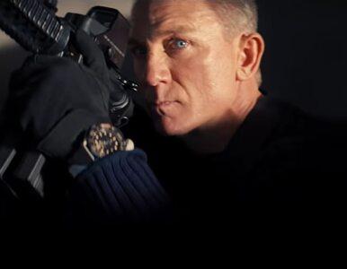 """""""Nie czas umierać"""". Zwiastun nowego filmu z Bondem trafił do sieci...."""