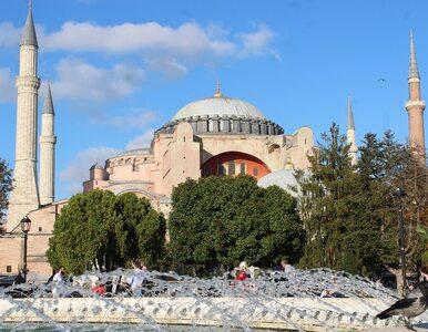 Hagia Sophia od dziś jest meczetem. Prezydent Turcji dołączył do...