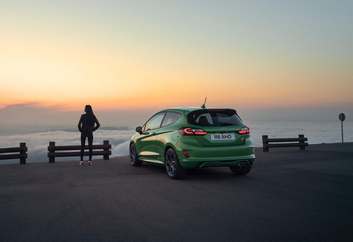 Nowy Ford Fiesta