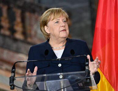 """""""Nadszedł czas"""". Angela Merkel komentuje spór Polski z instytucjami UE"""