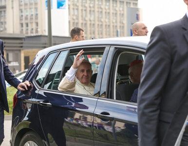 Franciszek zmienił plany i udał się do szpitala. Odwiedził kardynała...