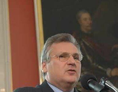 Czy Aleksander Kwaśniewski wróci do prezydenckiego pałacu?