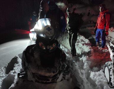 Akcja GOPR w Beskidach. Turyści schronili się w szałasie