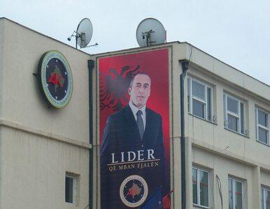 Były premier Kosowa aresztowany na wniosek Serbii, która nie uznaje...