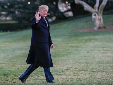 Trump podpisał zezwolenie na budowę rurociągu Keystone XL