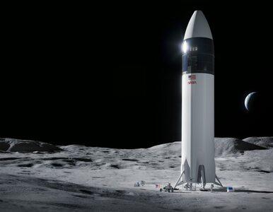 SpaceX Elona Muska dostał historyczną szansę od NASA. Starship poleci na...