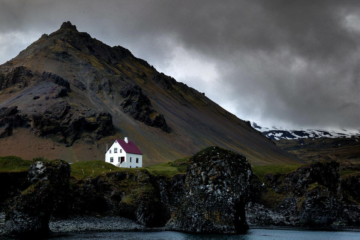Islandia Village in Iceland