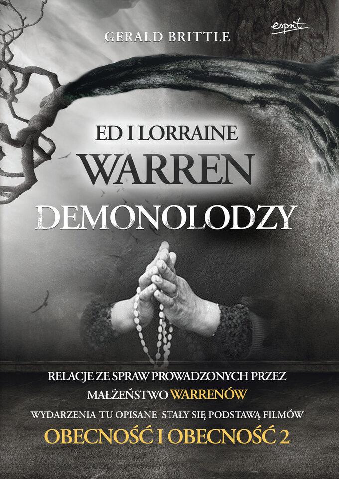 Ed iLorraine Warren. Demonolodzy – okładka