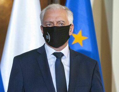 Powrót rygorów uderzy w biznes. Jarosław Gowin uspokaja: Pieniądze...
