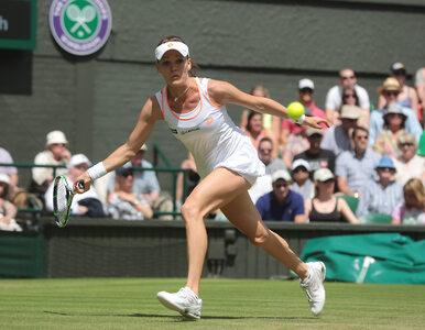 Wimbledon: Radwańska w IV rundzie. Rywalka ugrała dwa gemy
