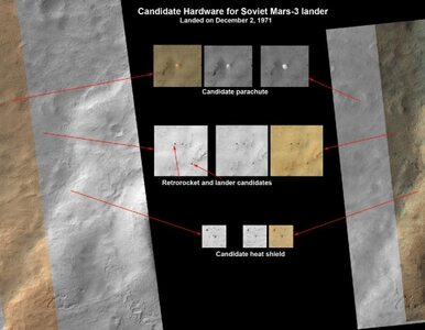 Odnaleziono radziecki lądownik na Marsie?