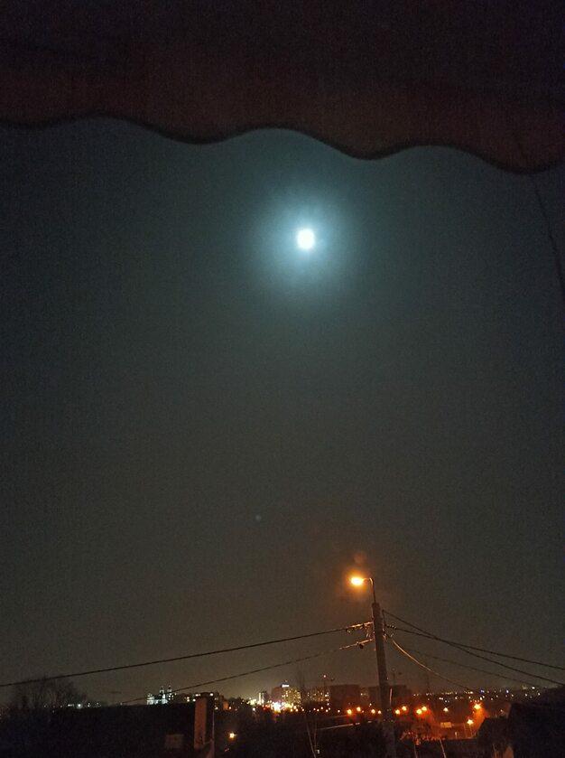 Niebieski Księżyc w Białymstoku