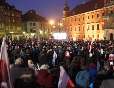 """Obchody rocznicy Smoleńska to """"w sumie żenująca impreza polityczna"""""""