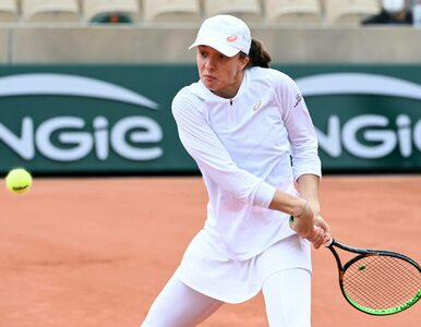 Wielki sukces Igi Świątek. Polka w w ćwierćfinale French Open!