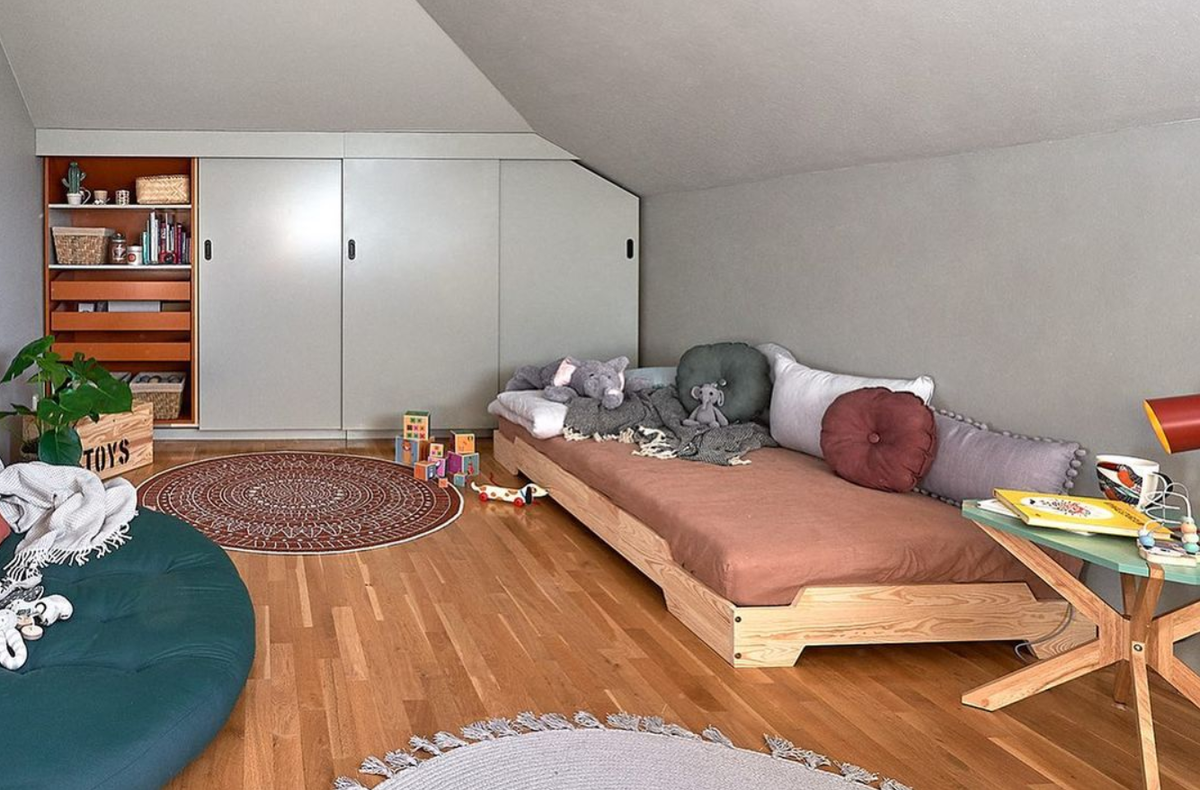 Mieszkanie Ewy Farnej