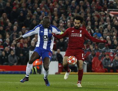 Liverpool z bezpieczną zaliczką, Porto walczy o cud. Salah i spółka o...