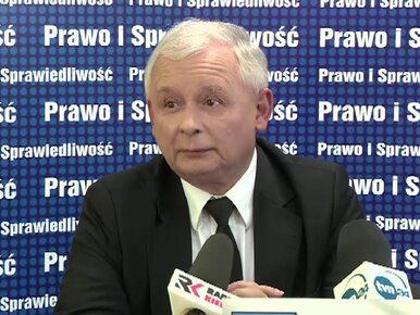 Kaczyński: Tusk był złym premierem, ale życzę mu jak najlepiej