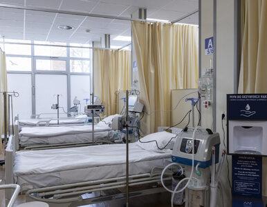 Szpital tymczasowy w Ciechocinku wstrzymuje przyjęcia. Powodem groźna...