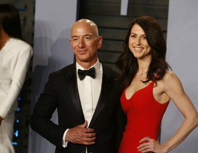 Jedna z najbogatszych kobiet świata ma nowego męża. Pierwszym był Jeff...